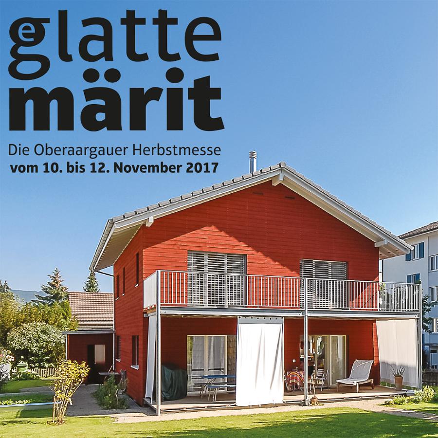 glatter Märit 2017 - arkitektur stucki